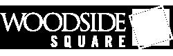 Woodside Square White Logo | Home